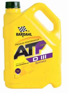 Масло трансмиссионное BARDAHL ATF VI синт. 5л