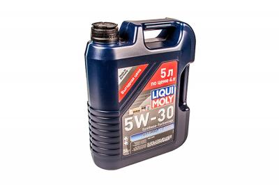 Масло моторное Liqui Moly Optimal HT Synth 5W-30 синт. API SN/CF 5л