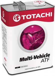 Масло трансмиссионное Totachi ATF MULTI-VEHICLE 4л