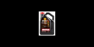 Масло моторное Motul 8100 X-clean EFE 5W-30 синт. API SN/CF 5л