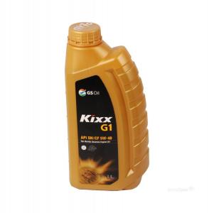 Масло моторное Kixx G1 5W-40 синт. API SN/CF 1л