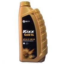 Масло моторное Kixx G 10W-40 п/синт. API SN/CF 1л
