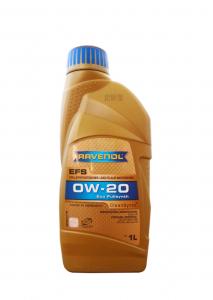 Масло моторное Ravenol ECS EcoSynth 0W-20 API SN синт. 1л