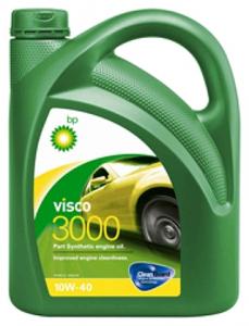 Масло моторное BP Visco 3000 Diesel 10W-40 п/синт. API CF 4л