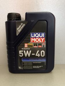 Масло моторное Liqui Moly Optimal Synth 5W-40 синт. API SN/CF 1л