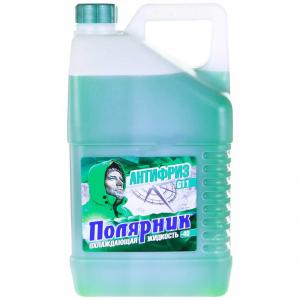 Антифриз Полярник(-40) G11 (зеленый) 5кг