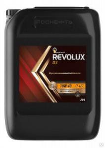 Масло моторное Rosneft Revolux D-3 10W-40 п/синт. API CI-4/CL 20л