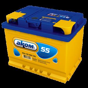 Аккумулятор Аком 55 п/п