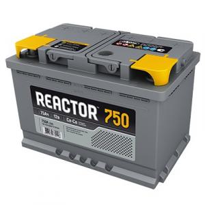 Аккумулятор Reactor Евро 75 о/п