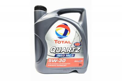 Масло моторное Total Quartz Ineo MC3 5W-30 синт. API SN/CF ACEA C3 4л