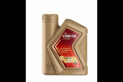 Масло трансмиссионное Rosneft Kinetic Hypoid 80W-90 минер. API GL-5 1л