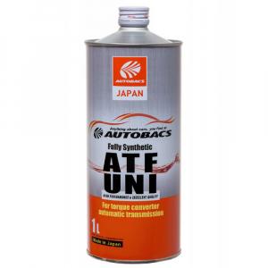 Масло трансмиссионное Autobacs ATF UNI FS (Dexron) 1л