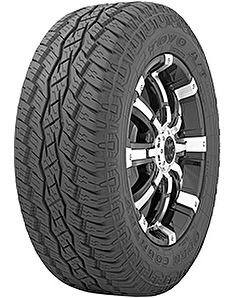 285/70R17 Toyo Open Country A/T plus (OPAT+) 121/118S LT