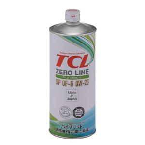Масло моторное TCL Zero Line 0W-20 синт. API SN/GF-5 1л