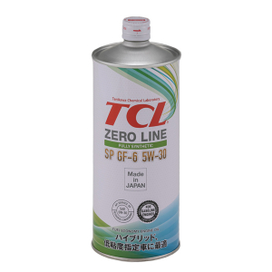 Масло моторное TCL Zero Line 5W-30 синт. API SN/GF-6 1л
