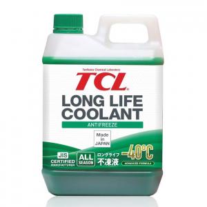 Антифриз TCL Super Long Life Coolant (зеленый) -40 2л