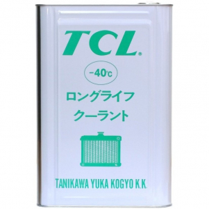 Антифриз TCL Super Long Life Coolant (зеленый) -40 18л (розлив)