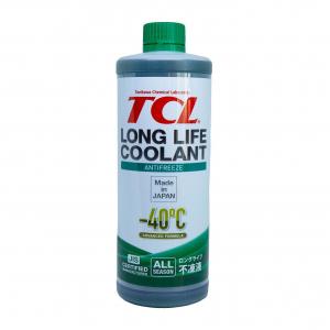 Антифриз TCL Super Long Life Coolant (зеленый) -40 1л