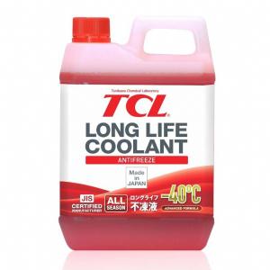 Антифриз TCL Super Long Life Coolant (красный) -40 2л
