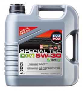 Масло моторное Liqui Moly Special Tec DX1 5W-30 синт. API SN/RC 4л