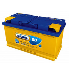 Аккумулятор Аком Евро 90 EN 780 о/п