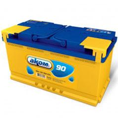 Аккумулятор Аком 90 п/п  EN 780