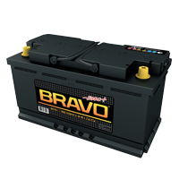 Аккумулятор Bravo Евро 90 о/п
