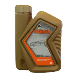 Масло моторное Rosneft Maximum 10W-40 п/синт. API SG/CD 1л