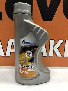 Масло моторное Gazpromneft Premium GF-5 5W-30 синт. API SN 1л
