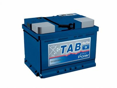 Аккумулятор Tab Polar Blue 60ah п/п