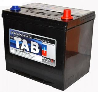 Аккумулятор Tab Polar S (75D23L) ASIA 65ah о/п