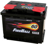 Аккумулятор Fire Ball 60ah п/п
