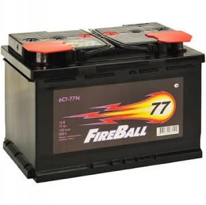 Аккумулятор Fire Ball 77ah п/п
