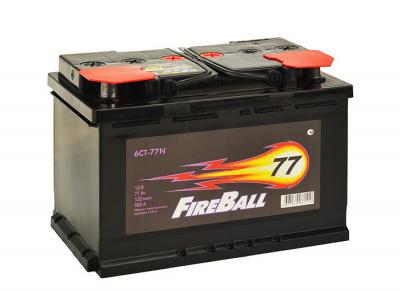 Аккумулятор Fire Ball 77ah о/п