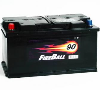 Аккумулятор Fire Ball 90ah п/п
