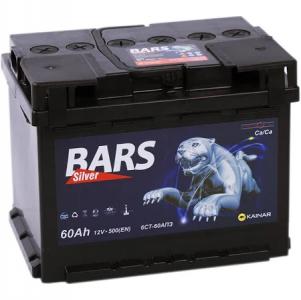 Аккумулятор Bars  60ah п/п