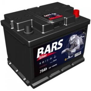 Аккумулятор Bars  75ah о/п
