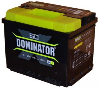 Аккумулятор Dominator 60ah о/п
