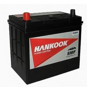 Аккумулятор Hankook 45ah 55B24R (тонк.клемма) п/п