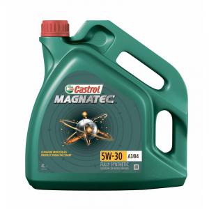 Масло моторное Castrol Magnatec 5W-30 A3/B4 синт. API SL/CF 4л