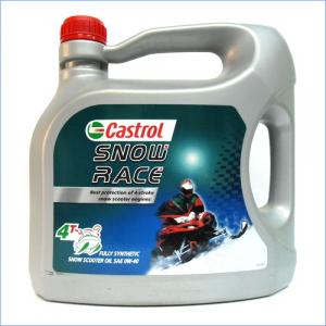 Масло моторное Castrol Snow Race 4T 0W-40 синт. 4л