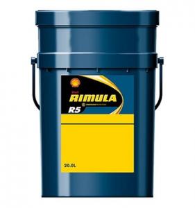 Масло моторное Shell Rimula R5 10W-40 п/синт. API CI-4 20л
