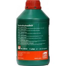 Жидкость для ГУР Febi 06161 Audi VW BMW синт.CHF11S PSF 1л