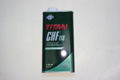 Жидкость для ГУР TITAN CHF-11S (Pentosin CHF-11S) PSF 1л