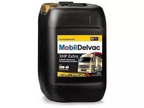 Масло моторное Mobil Delvac XHP Extra 10W-40 синт. API CI-4 20л