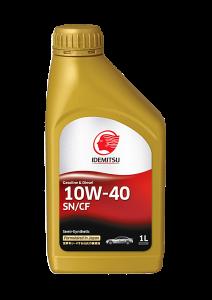 Масло моторное Idemitsu SEMI-SYNTHETIC 10W-40 п/синт. API SN/GF-5 1л