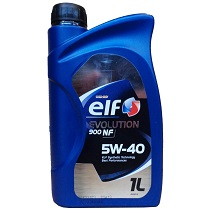 Масло моторное ELF Evolution 900 NF 5W-40 синт. API SL/CF 1л