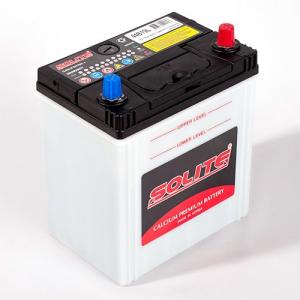 Аккумулятор Solite CMF 44B19L 44 (тонкие клеммы) о/п
