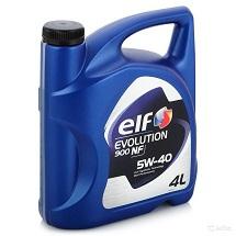 Масло моторное ELF Evolution 900 NF 5W-40 синт. API SL/CF 4л