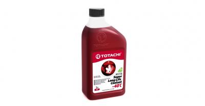 Антифриз TOTACHI Super Long Life Coolant (красный) -40 2л